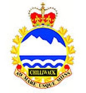 Area Support Unit Chilliwack - Image: ASU Chilliwack