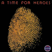 A Time for Heroes album cover
