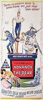 <i>Advance to the Rear</i> 1964 film