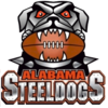 Alabama Steeldogs logo