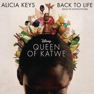 Back to Life (song) - Image: Alicia Keys Back to Life