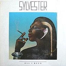 All I Need Sylvester Album Cover.jpg
