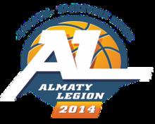 Almaty Legion logo