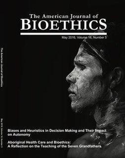 <i>American Journal of Bioethics</i> journal