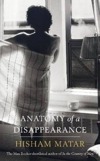 Anatomy of a Disappearance - First edition cover