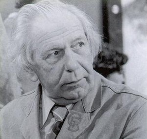 Arthur English - as Mr Harman in Are You Being Served?