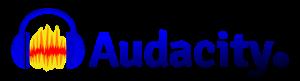 Audacity (audio editor) - Image: Audacity Logo 2 2 0