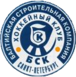 BSK Saint Petersburg - Club logo.