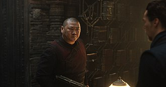 Wong (comics) - Benedict Wong as Wong in the 2016 film Doctor Strange.