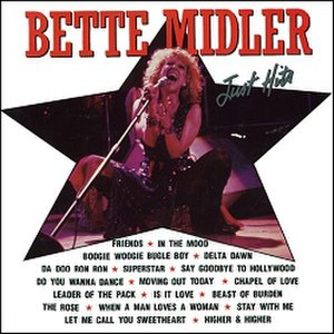 Just Hits - Image: Bette Midler Just Hits