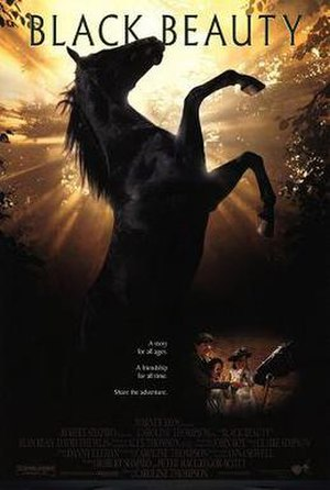 Black Beauty (1994 film) - Theatrical release poster