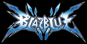 BlazBlue - Image: Blaz Blue Logo