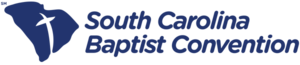 South Carolina Baptist Convention - Image: Blue logo w service mark 1