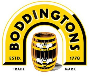 Boddingtons Brewery - Image: Boddingtons 301