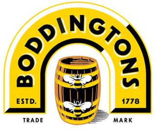 Boddingtons Brewery former regional brewery in Manchester, England