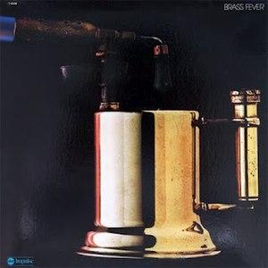 Brass Fever (album) - Image: Brass Fever (album)