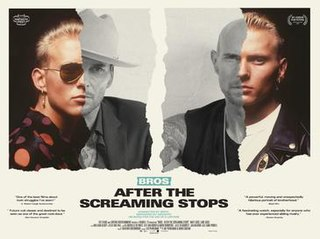 <i>Bros: After the Screaming Stops</i> 2018 documentary film