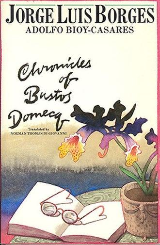 H. Bustos Domecq - Image: Bustos Domecq jacket