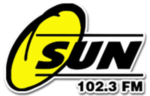 CHSN-FM - Image: CHSN sun 102 logo