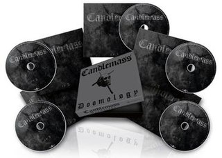 <i>Doomology</i> 2010 studio album by Candlemass