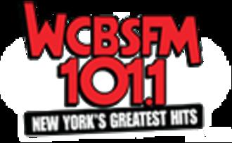 WCBS-FM - Image: Cbsfmlogo 07