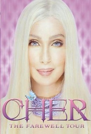 The Farewell Tour (video) - Image: Cher thefarewelltourdvd