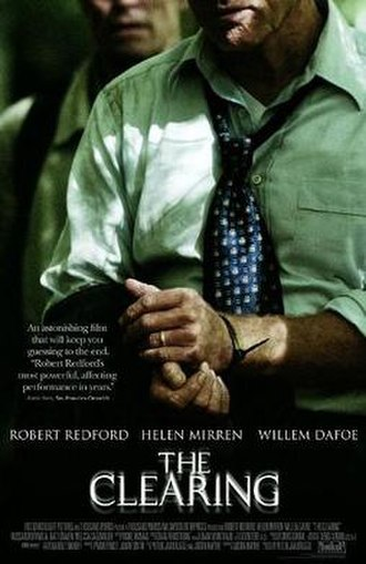 The Clearing (film) - Image: Clearing movie poster