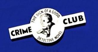 Collins Crime Club - Image: Collins Crime Club logo