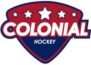 Colonial Hockey Conference - Image: Colonial Hockey Conference logo