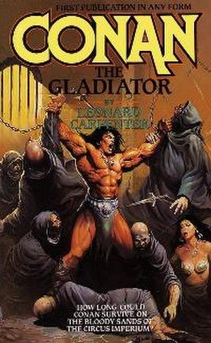 Conan the Gladiator - Cover of first edition