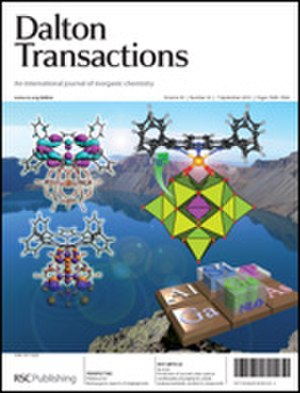 Dalton Transactions - Image: Cover Issue Dalton Trans