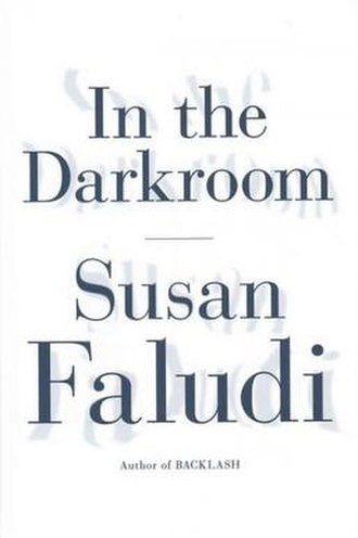 In the Darkroom - The front cover of the first edition (hardcover)