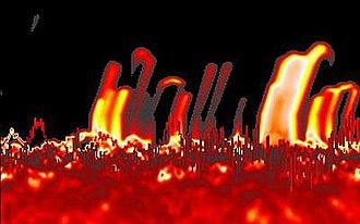 Cthugha (software) - Solar Flare