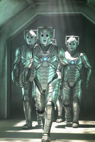 Cyberman - Image: Cyberman 2013