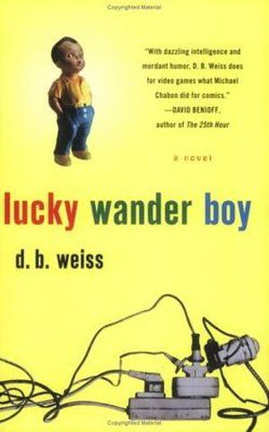 Lucky Wander Boy - First edition cover