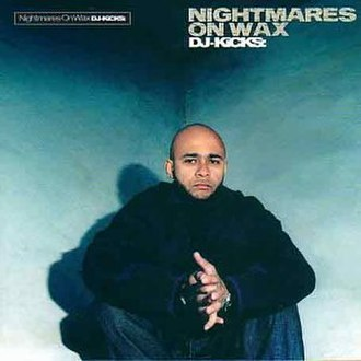 DJ-Kicks: Nightmares on Wax - Image: DJ Kicks NOW albumcover