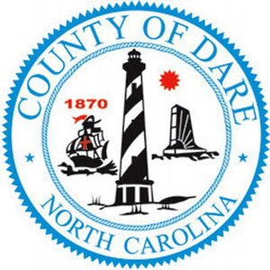 Dare County, North Carolina - Image: Dare county nc seal