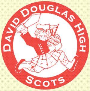 David Douglas High School - Image: David Douglas High School (logo)