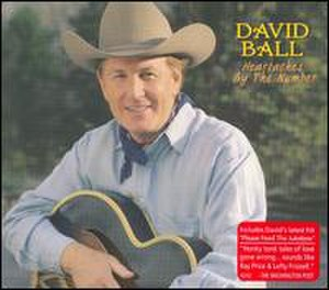Heartaches by the Number (David Ball album) - Image: Davidheartaches