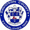 Official seal of Davidson County
