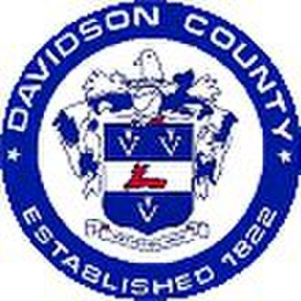 Davidson County, North Carolina - Image: Davidson County nc seal