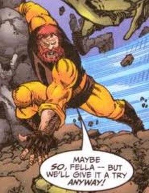 Demolition Man (comics) - Image: Demolitionman 5