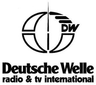 Deutsche Welle - Image: Deutsche Welle logo 1992