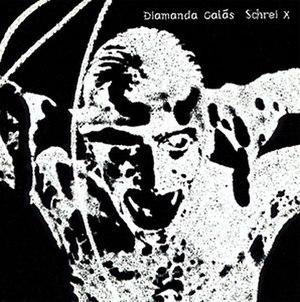 Schrei x - Image: Diamanda Galas Schrei x