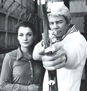 Call to Danger - Image: Diana Muldaur Peter Graves