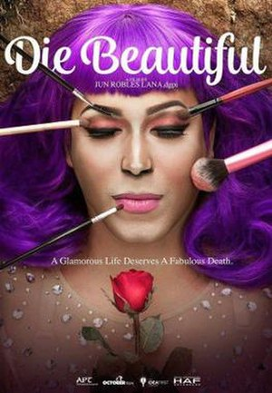 Die Beautiful - Theatrical release poster