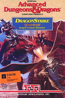 <i>DragonStrike</i> (video game) video game