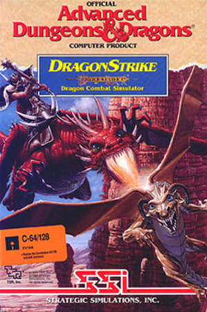 DragonStrike (video game)