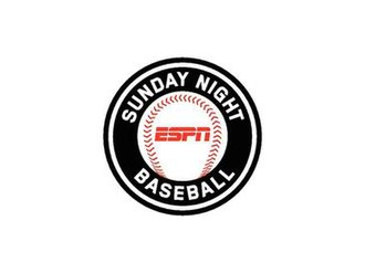 Sunday Night Baseball - Former logo used until 2017