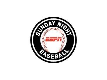 ESPN Sunday Night Baseball logo